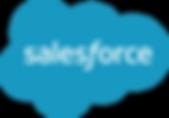 Salesforce cloud logo