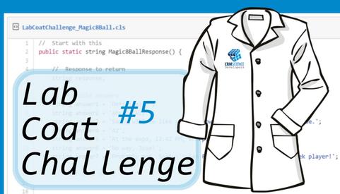 Challenge 5:  Magic 8 Ball