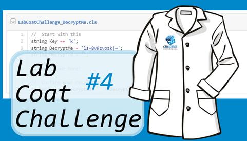 Challenge 4:  Get Crackin'