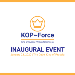 King of Prussia Salesforce Group