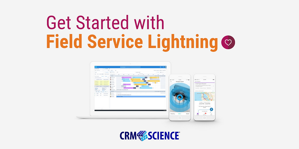 get started with field service lightning