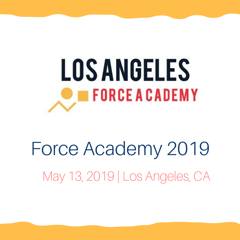 Force Academy 2019: Day of Learning
