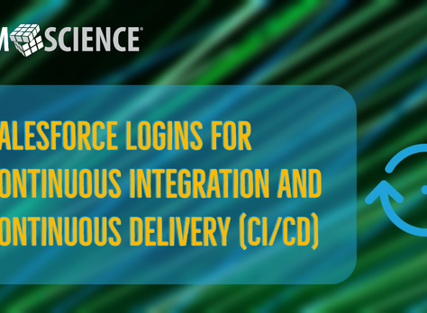 Salesforce Logins for Continuous Integration and Delivery