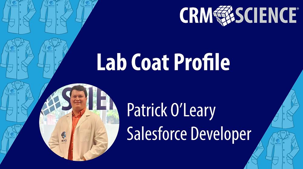 OLeary Salesforce Developer