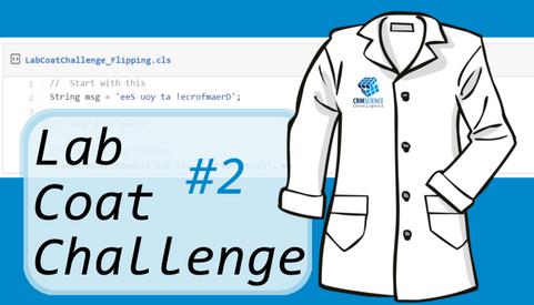 Challenge 2:  Reversing Text