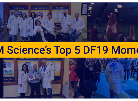 CRM Science's Top Five DF19 Moments