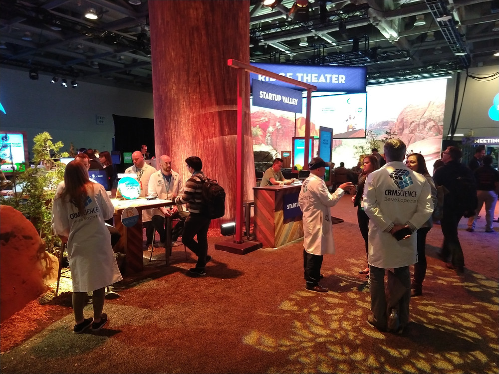 CRM Science at Dreamforce 2019