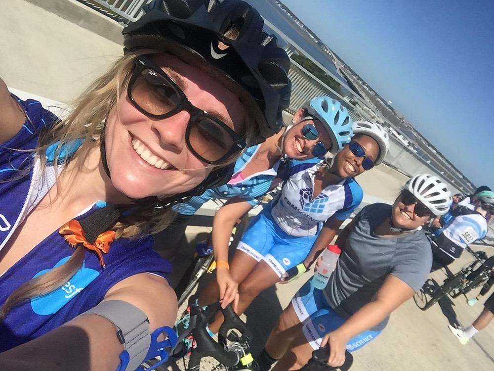 BikeMS City to Shore: My Experience as a First-Time Rider