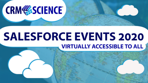 Salesforce Events 2020: Virtually Accessible to All
