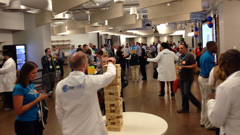 Solving the Party Puzzle at Dreamforce