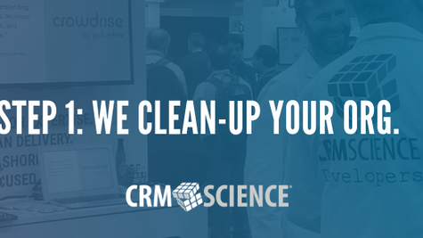 Life can be messy but your Salesforce org doesn't have to be.