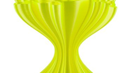Prima Select PLA Satin Yellow 750g 1.75