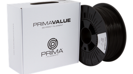 Prima Value PLA Black 1KG 1.75