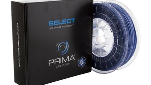 Prima Select PLA Metallic Blue 750g 1.75