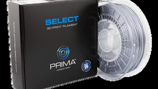 Prima Select Glossy PLA 1.75 750g- Liquid Silver