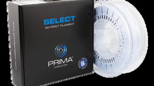 Prima Select Glossy PLA 1.75 750g- Polar White