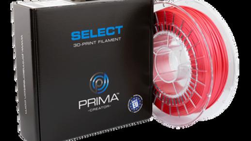 Prima Select Glossy PLA 1.75 750g- Chopstick Red