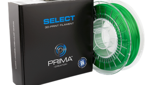Prima Select Glossy PLA 1.75 750g- Jungle Green