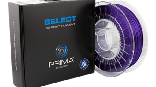 Prima Select Glossy PLA 1.75 750g- Nebula Purple