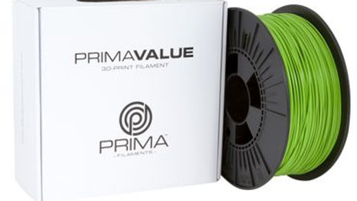 Prima Value PLA Green 1KG 1.75