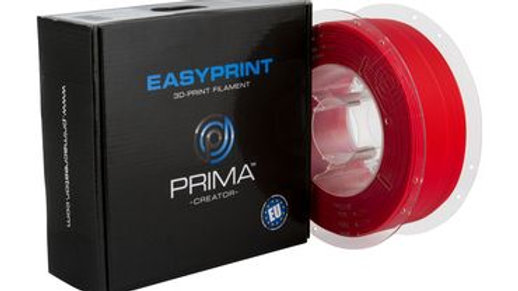 Prima Easy Print PLA Red 1Kg 1.75