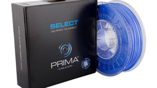 Prima Select PLA Satin Blue 750g 1.75
