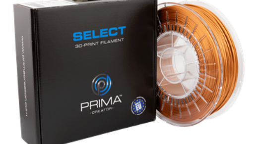 Prima Select Glossy PLA 1.75 750g- Antique Copper
