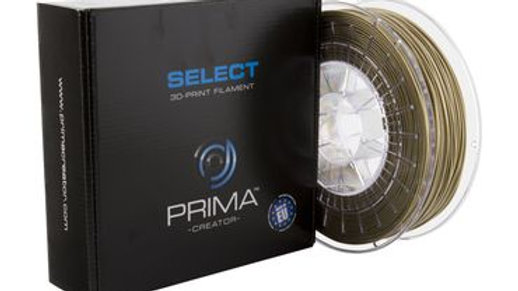 Prima Select PLA Metallic Gold 750g 1.75