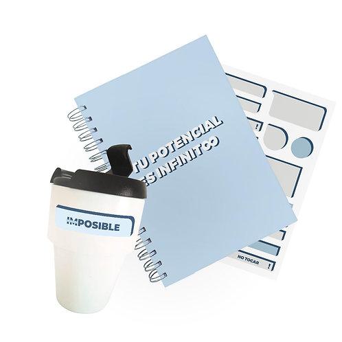 Kit Ofidrink Jarrito Termico