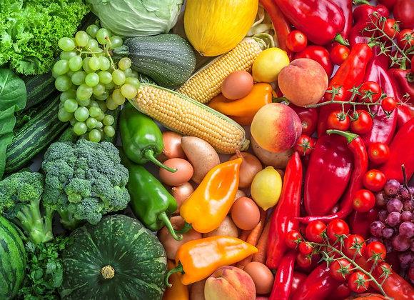 Charla de Alimentación natural y cocina saludable