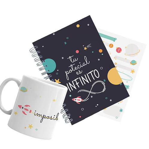 Kit Ofidrink Taza