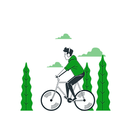 Ride a bicycle-bro.png