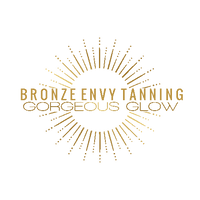 Bronze Envy Tanning logo