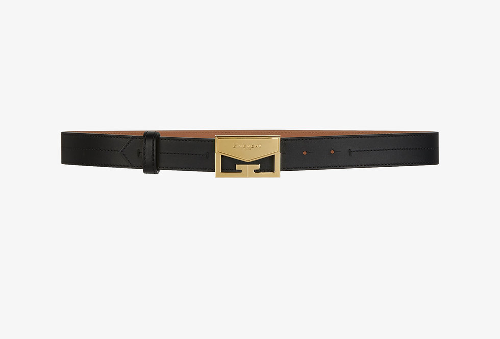 Givenchy Mystic Belt in leather