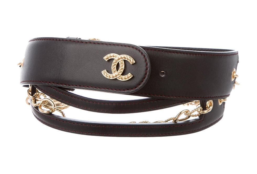 Chanel 2018 CC Waist Belt