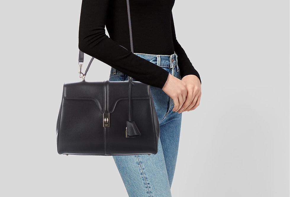 Céline 16 large calfskin bag