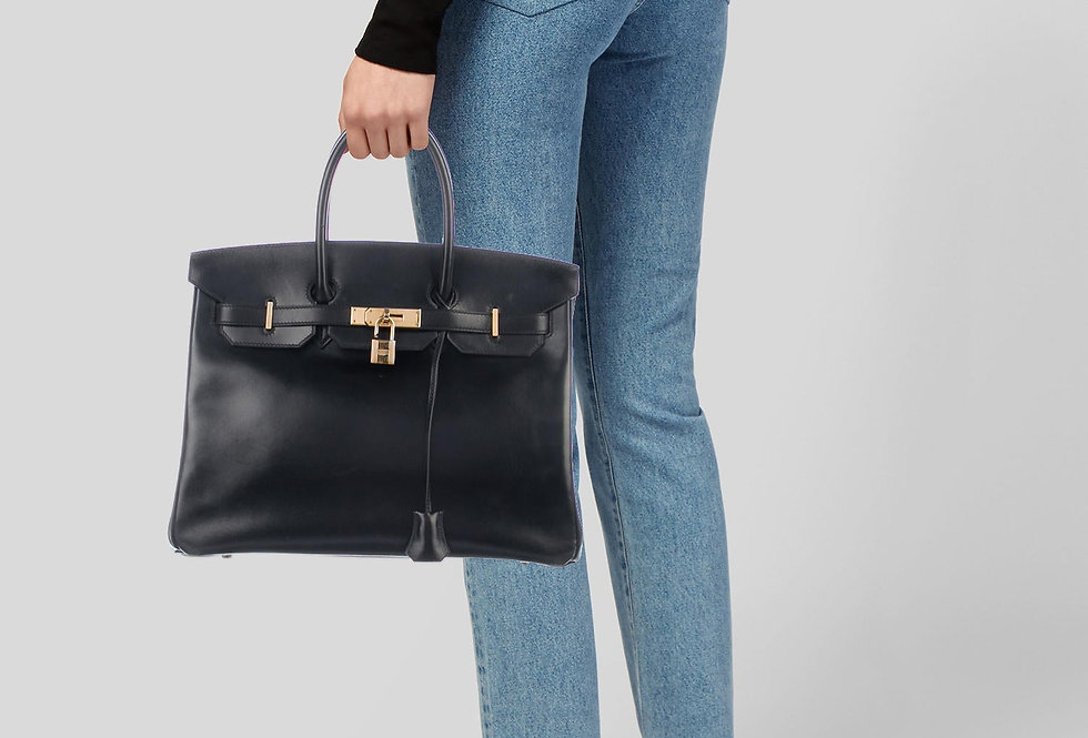 Hermès Birkin Box 35
