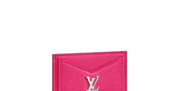 Louis Vuitton Lockme card holder