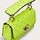 Thumbnail: Valentino Mini Rockstud Spike Fluo Calfskin Leather Bag
