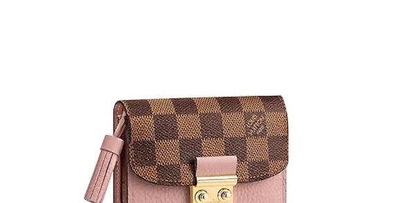 Louis Vuitton Croisette Compact wallet