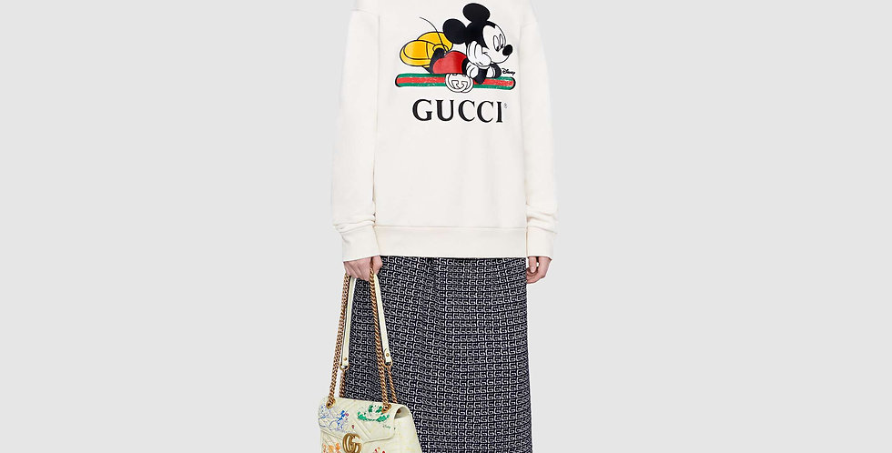 Disney x Gucci GG Marmont small shoulder bag
