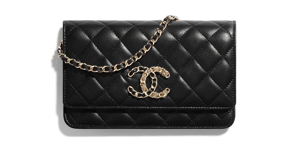 Chanel Wallet on Chain Lambskin