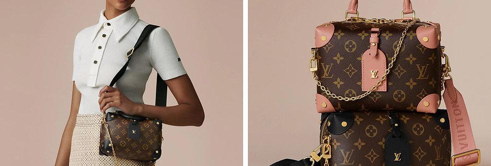 Louis Vuitton Petite Malle Souple - Exclusive