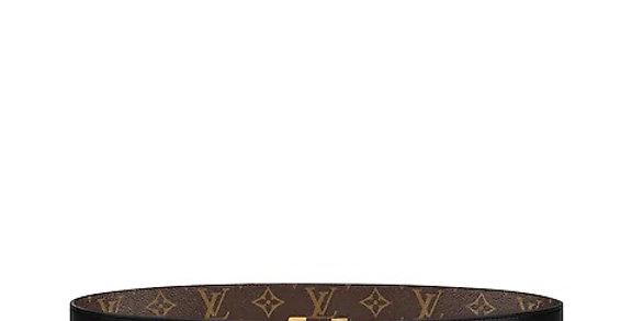 Louis Vuitton LV Initials 30MM Reversible