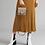 Thumbnail: Chloé C mini bag in shiny & suede calfskin
