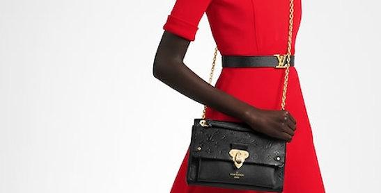 Louis Vuitton Vavin PM Monogram Empreinte Leather