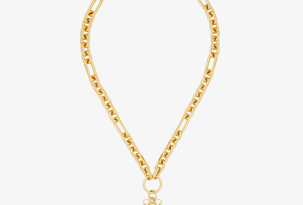 Givenchy Twisted charm Necklace