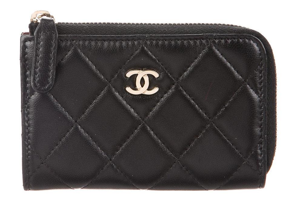 Chanel Classic Zipped Key Holder