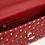 Thumbnail: Valentino Medium Rockstud Spike Nappa Leather Bag