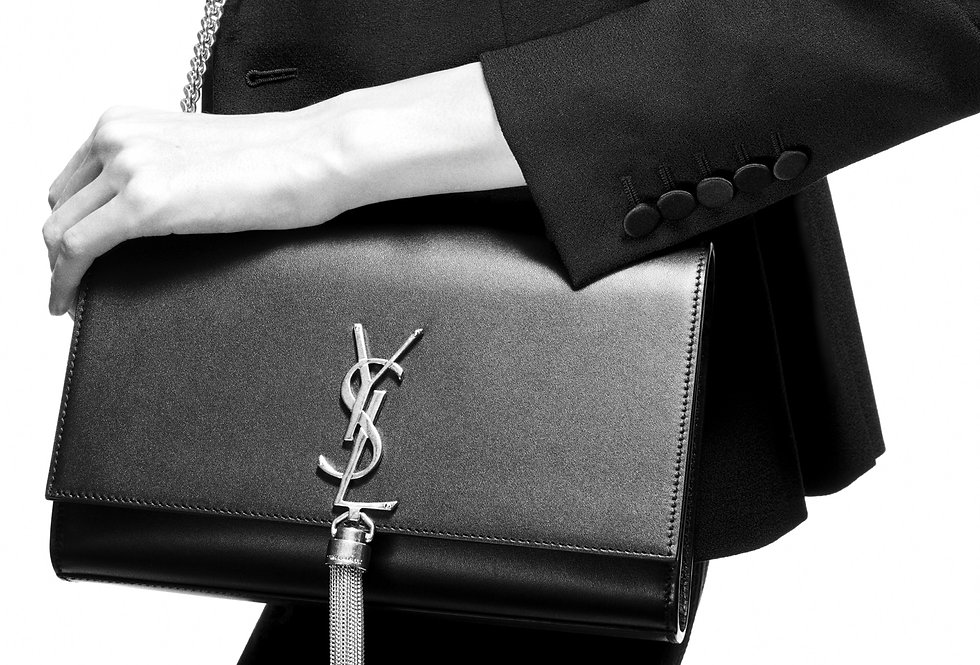 Saint Laurent Medium Kate Tassel Bag